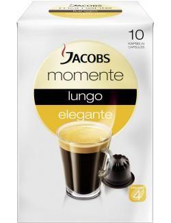 myTime Angebote Jacobs Momente Lungo Elegante: Category: Kaffee, Tee & Kakao > Kaffee > Crema Item number: 4502090996…%#lebensmittel%