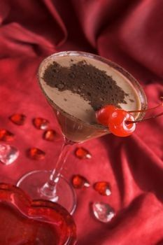 A couple of different chocolate martini recipes....the one I have tried and liked uses Bailey's, vanilla vodka, and kahlua. Delicious!