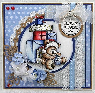 The card corner of Gretha: Cuddly Buddly `Just one won` t harm `