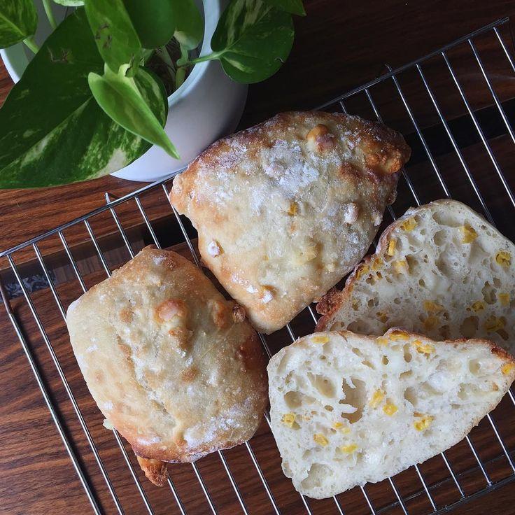 パンなのにカロリー控えめ!「チャバタ」の作り方とアレンジレシピ5選 - macaroni