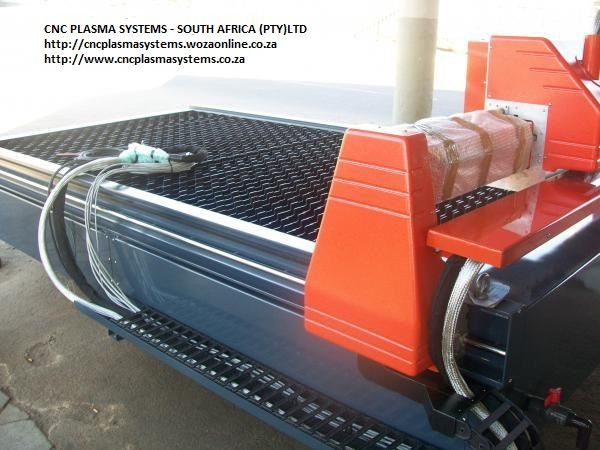 Africa's best and most reliable CNC Plasma cutting machines - Powered by HYPERTHERM