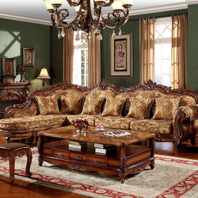 Online Shop 1 3 Lounge Lot Traditional Sectional Sofa For Hotel 9980 Aliexpres Living Room Sets Furniture Dream Living Rooms Living Room Furniture Styles