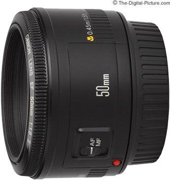 A classic Canon lens with very little mechanical operation, allowing it to achieve beautiful results at low costs