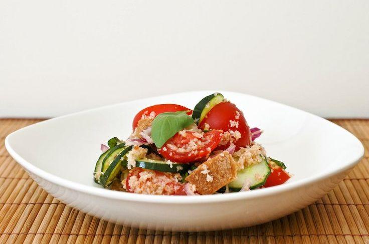 Panzanella Recipe - Chocolate & Zucchini
