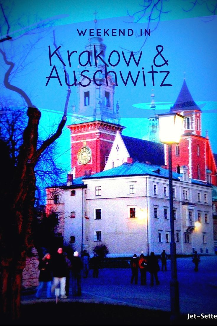 Read about a weekend trip to discover Krakow and Auschwitz | Auswitch | Things…