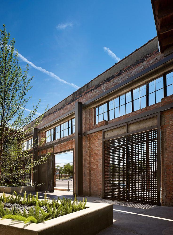 Gallery - Hughes Warehouse Adaptive Reuse / Overland Partners - 2