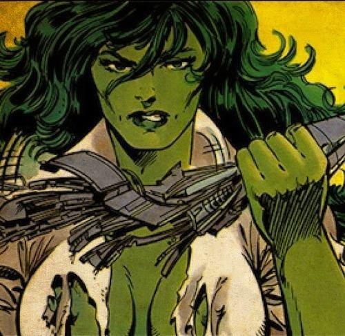 She Hulk #Marvel #Comics
