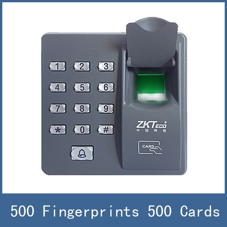 26.70$  Know more - http://ai1ty.worlditems.win/all/product.php?id=32596692443 - Digital Electric RFID Reader Finger Scanner Code System Biometric Fingerprint Access Control for Door Lock Home Security System