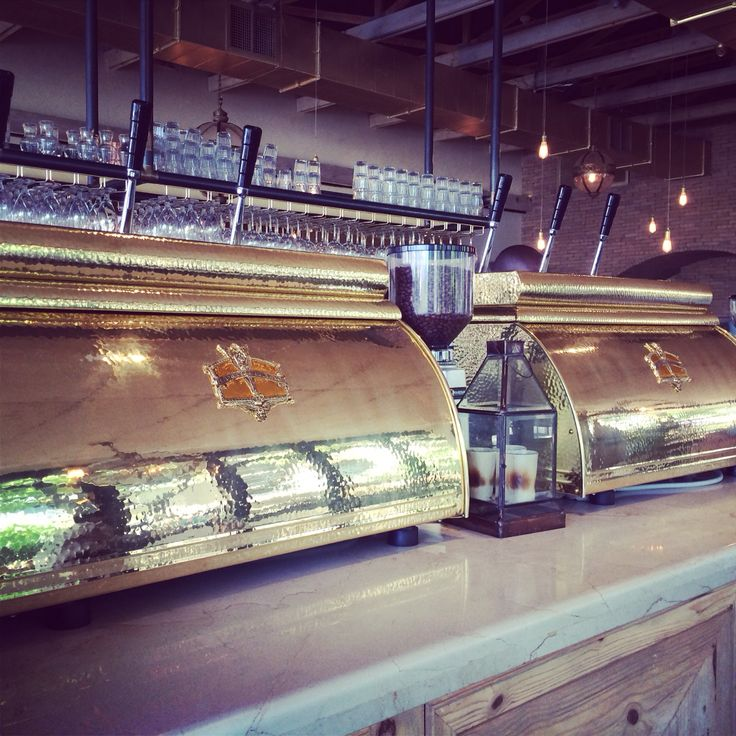 Victoria Arduino espresso lever machines. Real Italian beauties! #tribecoffee www.tribecoffee.co.za