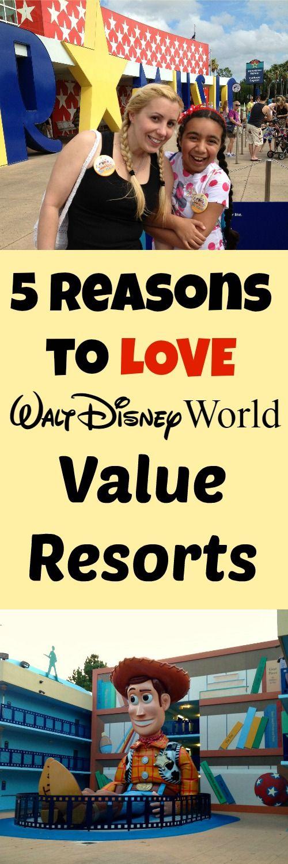 Five fun reasons why my family loves Walt Disney World Value Resorts!