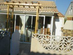 Photo N°1:  Villa  Les-Ayguades http://www.location-vacances.info/site-11-3187-1  holidays Gruissan Aude (11) FRANCE 11-3187-1