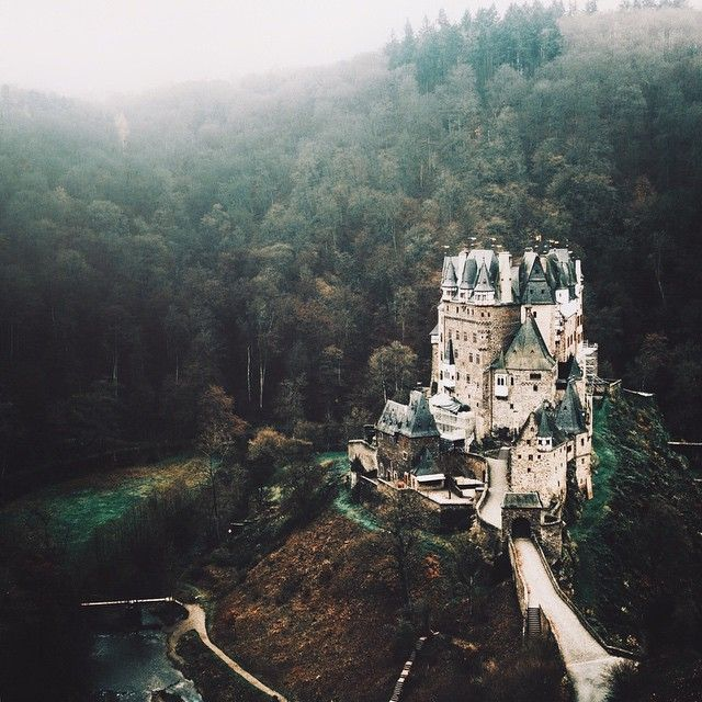 Eltz Castle, Germany by @hannes_becker