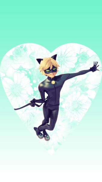 Miraculous Ladybug wallpapers/lockscreens! Feel free to use~