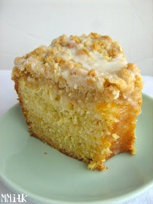 Meyer Lemon Coffee Cake | Recipes To Try Or Dream Of | Pinterest