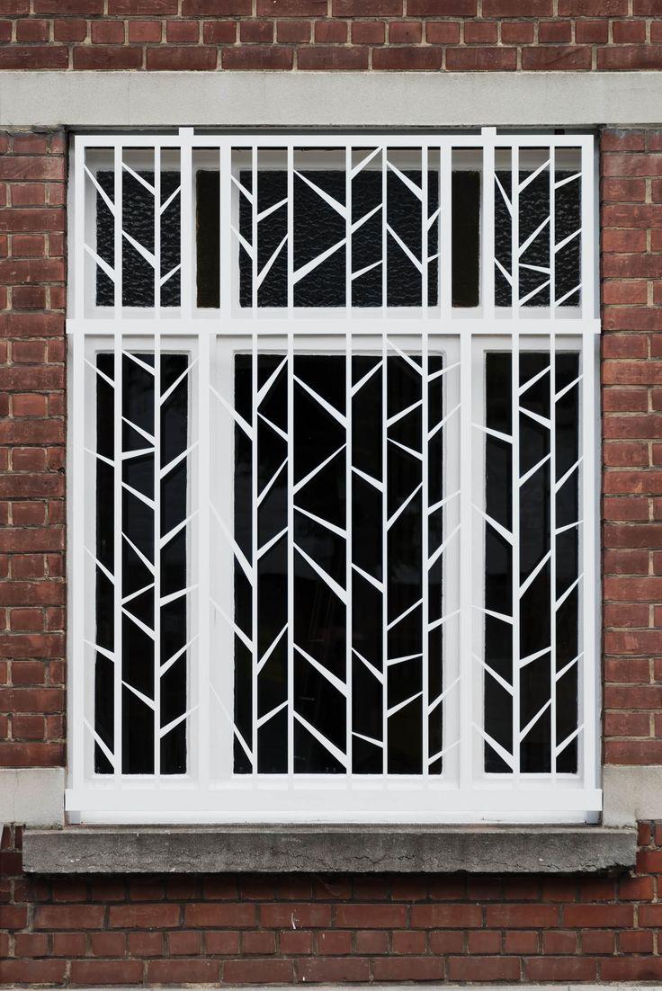 les 9 meilleures images du tableau grilles de d fense sur. Black Bedroom Furniture Sets. Home Design Ideas