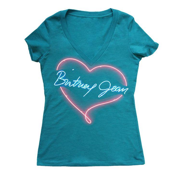 Britney Jean Women's Glow Tee
