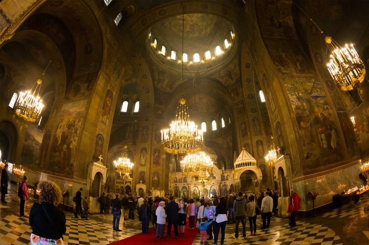 Saints Cyril and Methodius day celebration at St. Alexander Nevsky Cathedral, Sofia by Oleg Ivanov on 500px