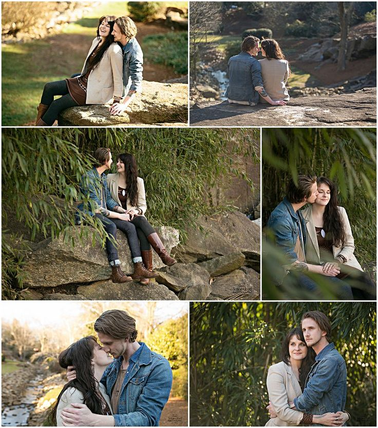 From Bridget and Dylan's proposal/engagement session.When the light if perfect, it's just perfect.  Everything here was shot in existing light with no external lighting at all.  And what gorgeous subjects too!!