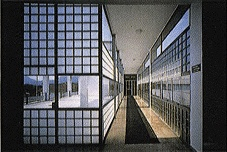 Terragni: Casa del Fascio. Many layers of transparency and light make this an office building that has made this building a favorite, despite its name.