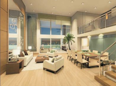 32 best Penthouses living above the city images on Pinterest