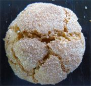 Amaretti Cookies  How to make traditional Sardinian Amaretti Cookies.        Here you will find a step by step recipe with lots of pictures showing how the amaretti cookies should look during cooking.        Check the link