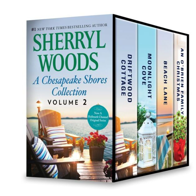 Come home to the South with #1 New York Times bestselling author Sherryl Woods in this collection of unforgettable tales from her beloved Chesapeake. #SummerNights #HallmarkChannel
