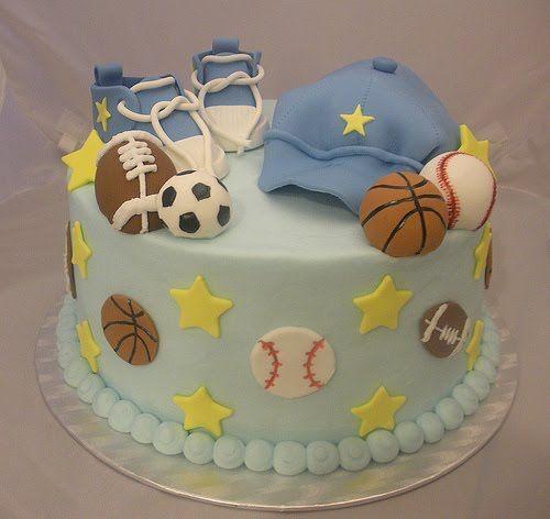 Baseball Cakes Pictures For Kids, Boys, Men - Baseball Cakes And ...