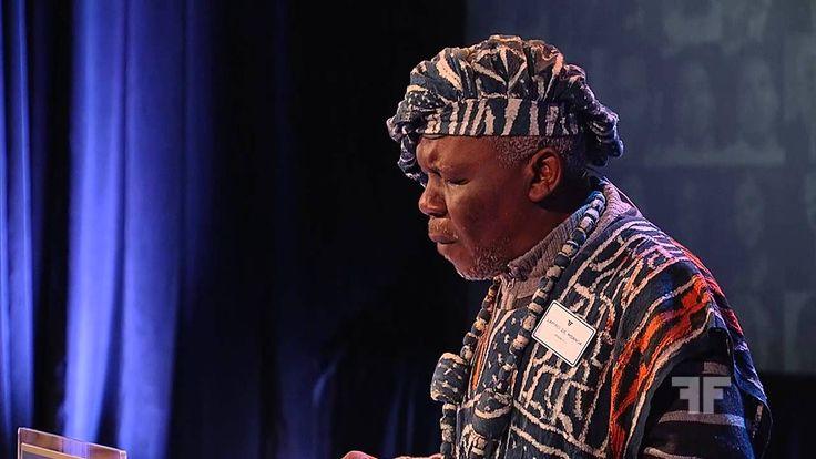 Lapiro de Mbanga - Oslo Freedom Forum 2013
