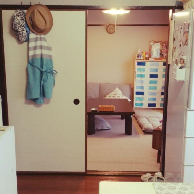 社宅/6畳和室/Loungeのインテリア実例 - 2015-05-23 17:28:14 | RoomClip(ルームクリップ)