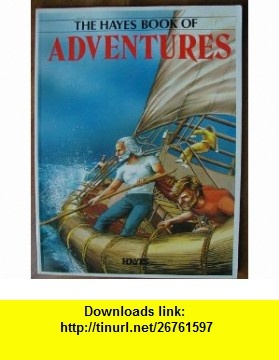 7 best ebook on line images on pinterest tutorials pdf and book the hayes book of adventures 9780886250935 stef donev mark hughes isbn fandeluxe Choice Image