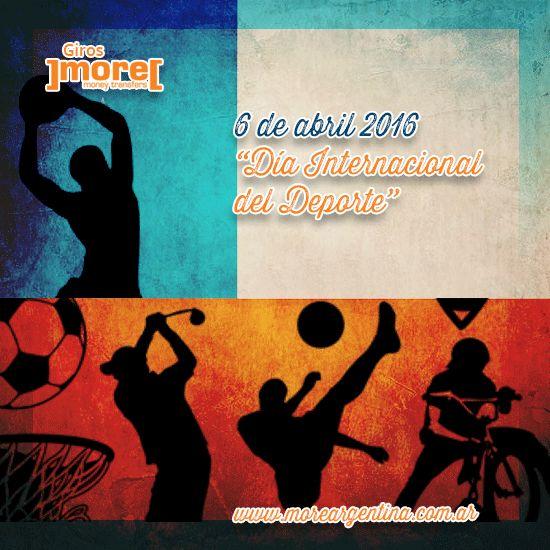 ⚽ Celebremos el 'Día Internacional del #Deporte y la #EducaciónFísica'. El deporte es una herramienta para que los jóvenes aprendan a #comunicarse, #cooperar, trabajar en #equipo, #respetar a los demás y adquirir #disciplina. ]more[ educación & salud