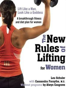 22 best lifting images on pinterest work outs exercise routines love this book arevolutionary fitness plan for women focusing on weightlifting to create a fandeluxe Images