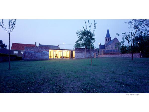 woning bs [2005] | architecten de vylder vinck taillieu
