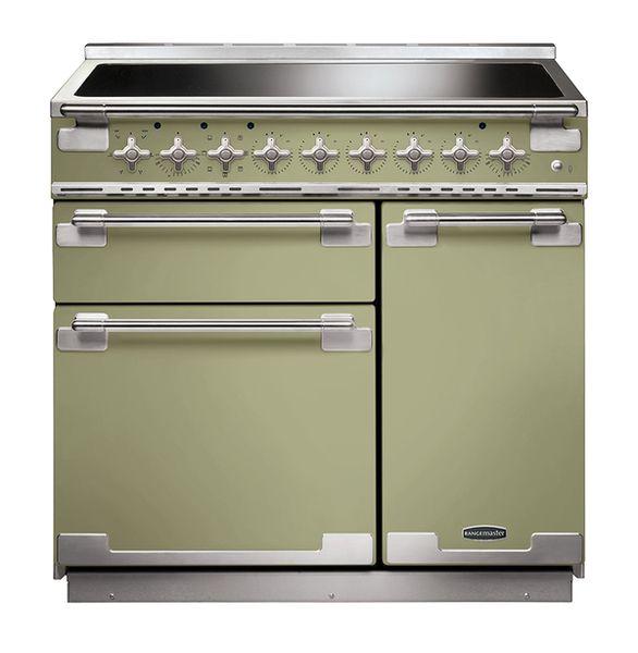 rangemaster elise 90cm induction range cooker from kensington domestic appliances