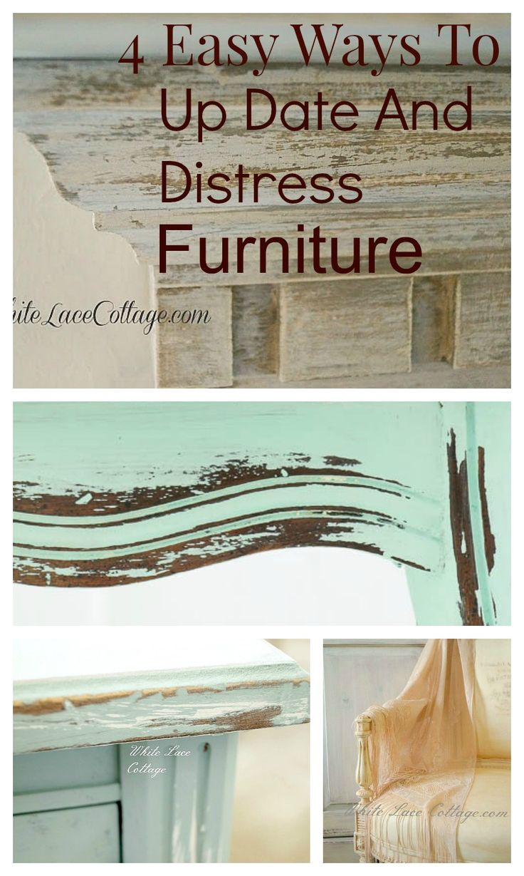 78 Images About How To Shabby Chic Furniture On Pinterest How To Distress Furniture Miss
