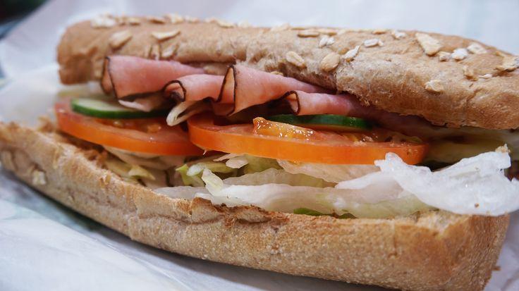 Photo by Yagmur Lee / Subway sandwich