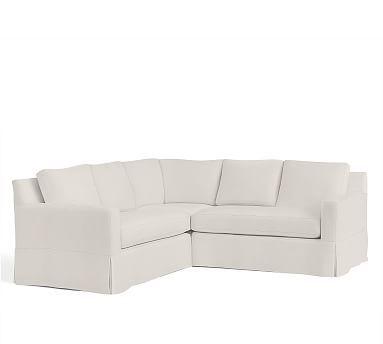 Best 25+ Sectional slipcover ideas on Pinterest | Sectional couch cover Sectional sofa slipcovers and Sectional covers  sc 1 st  Pinterest : l shaped sectional slipcovers - Sectionals, Sofas & Couches