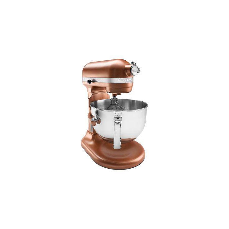 KitchenAid Professional 600 Series 6-Quart Bowl-Lift Stand Mixer - KP26M1X, Brown