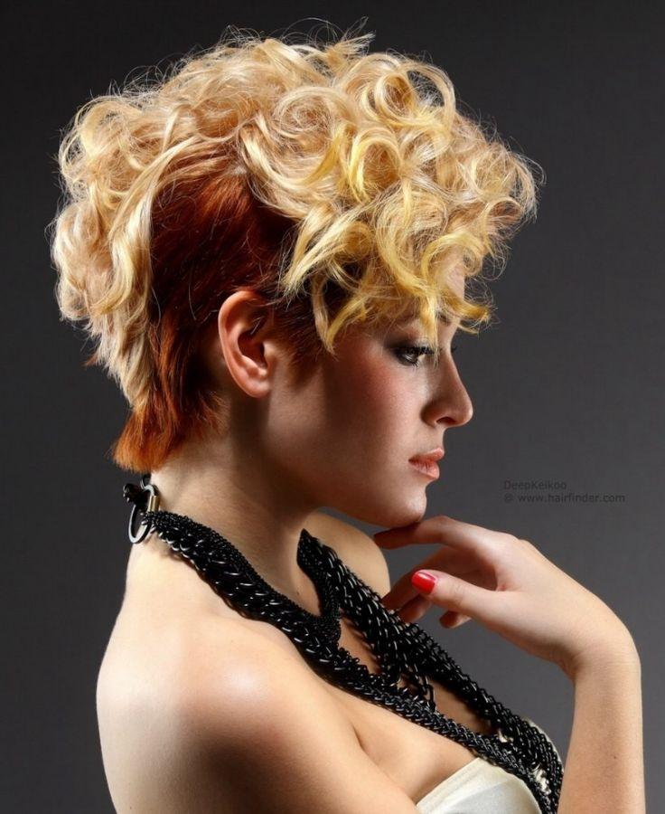 80er-frisuren-kurze-haare-lockig-seitlich-abgeschnitten-orange-blond