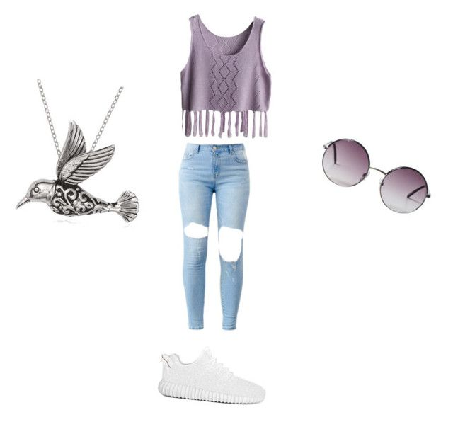 """""""Keep it simple"""" by jnbell on Polyvore featuring Monki and La Preciosa"""