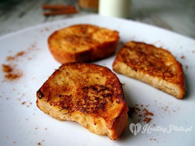 cinnamon toast / torrijas