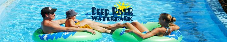 Deep River Waterpark- Crown Point, IN - Great place to visit in the summer for all ages. They have everything from The Lazy River to Body  Tube slides, places to eat and merch shops. Admission prices depend on age and height. When it's not summer season, ice skating is available in the winter!