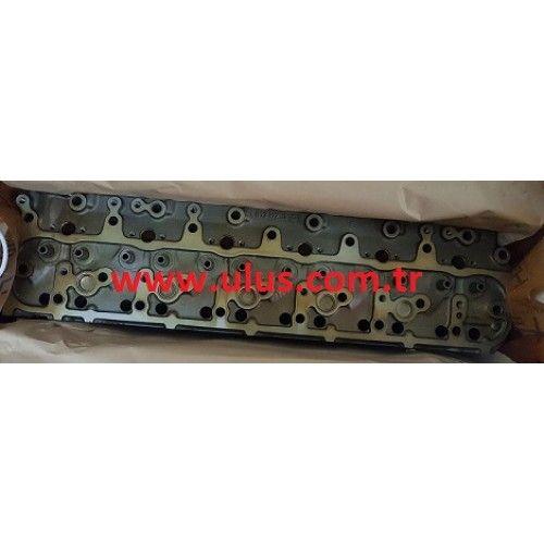 Komatsu 6138-12-1100 Cylinder Head, SA6D110 Komatsu Engine, WA420-1 Engine parts