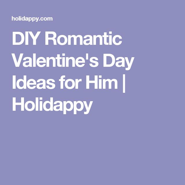 17 best romantic valentines day ideas on pinterest for Romantic ideas for valentines day