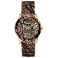 Montre GUESS LEOPARD Collection 2014/2015 millebijouxparis.com