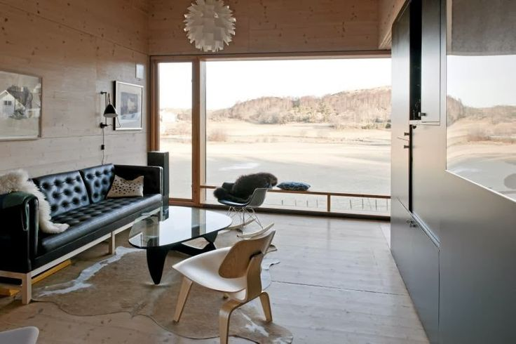 Photo:  Jiri Havran via Klikk Bolig This Norwegian home is located in Rennesøy and is designed by architect Knut Hjeltnes  M...