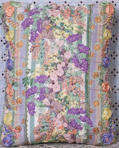 1000 Images About Silk Ribbon Embroidery On Pinterest