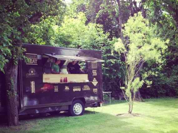 location food truck mariage entreprise - Location Camion Pizza Mariage