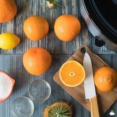 Make Your Own DIY Orange Crock-Pot Marmalade