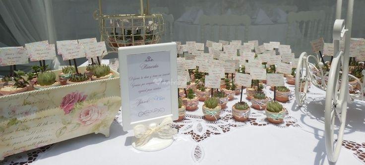 Decoración mesa de recuerdos de Concientizarte | Foto 12, recuerdo, regalo, boda, matrimonio, plantas, ecológico